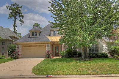 The Woodlands Single Family Home For Sale: 26 N Bantam Woods Circle