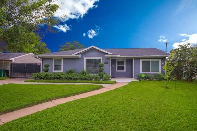 Houston Single Family Home For Sale: 10806 Duncum Street