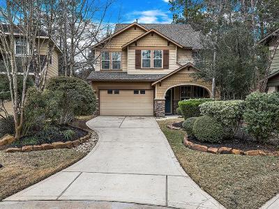 The Woodlands Single Family Home For Sale: 131 Velvet Grass Court