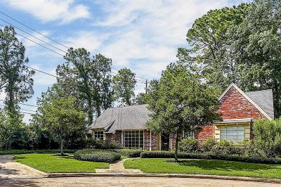 Houston Single Family Home For Sale: 12726 Cobblestone Drive