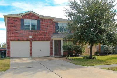 Tomball Single Family Home For Sale: 19138 Royal Isle Drive