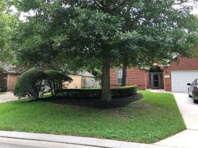 The Woodlands Single Family Home For Sale: 146 S Hollylaurel Circle