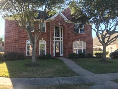 Sugar Land Single Family Home For Sale: 14338 Angel Meadow Court