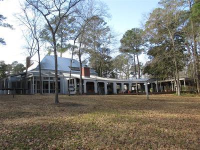 Conroe Farm & Ranch For Sale: 7010 Cross Creek