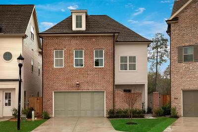 The Woodlands Single Family Home For Sale: 2045 Carlson Creek Drive