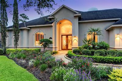 Houston Single Family Home For Sale: 5403 Chapel Brook Drive