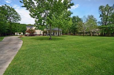 Huffman Single Family Home For Sale: 211 Kingcourt Way