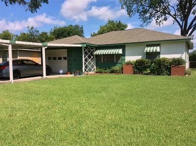 Houston Single Family Home For Sale: 414 Gober Street