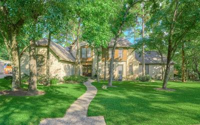 The Woodlands Single Family Home For Sale: 9 Knoll Pines Court