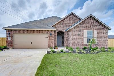 Rosenberg Single Family Home For Sale: 1310 Harvest Hill Drive