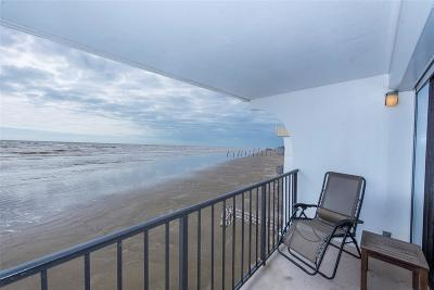 Galveston Mid/High-Rise For Sale: 11947 N San Luis Pass #603