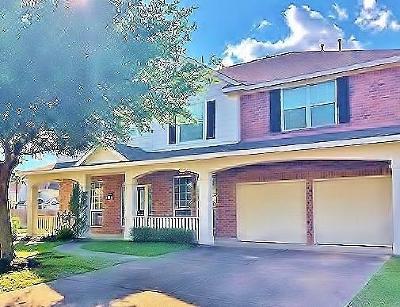 Harris County Single Family Home For Sale: 8230 Sierra Dawn Drive