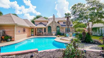 Humble Single Family Home For Sale: 7810 Magnolia Cove Court