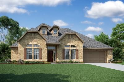 Pearland Single Family Home For Sale: 8029 Serenity Drive