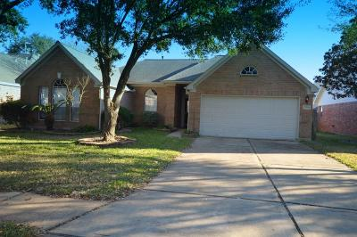 Houston Single Family Home For Sale: 17339 Little Riata Drive