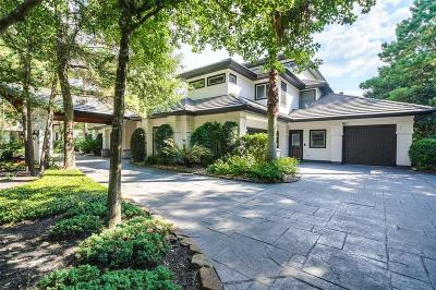 The Woodlands Single Family Home For Sale: 19 Maymont Way