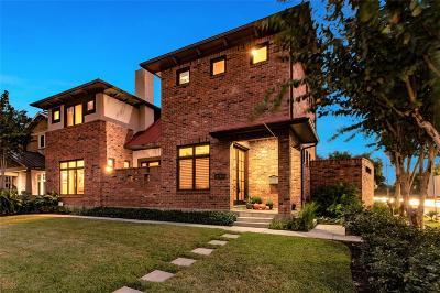 Houston Single Family Home For Sale: 1851 Harold Street