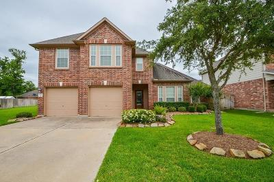 Fort Bend County Single Family Home For Sale: 8826 Tangier Turn Street