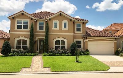 Houston Single Family Home For Sale: 13923 Slate Creek Lane