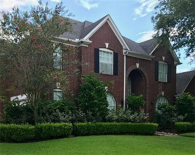 Friendswood Single Family Home For Sale: 1905 Dove Court