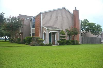 Houston TX Condo/Townhouse For Sale: $159,900