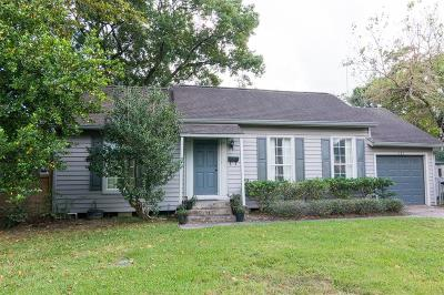 Houston Single Family Home For Sale: 721 W 30th Street