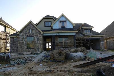 Cypress Single Family Home For Sale: 18715 Southard Oaks