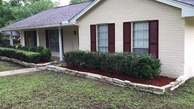 Conroe TX Single Family Home For Sale: $220,000