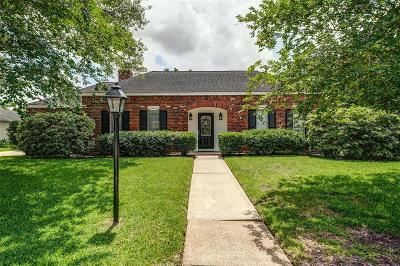 Houston TX Single Family Home For Sale: $259,000