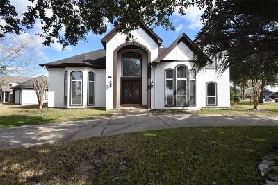 Friendswood Single Family Home For Sale: 1601 Country Club Drive