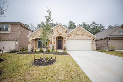 Conroe Single Family Home For Sale: 3013 Quarry Springs Drive