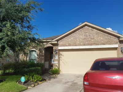 Manvel Single Family Home For Sale: 10 Supiro Court
