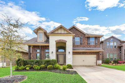 Alvin Single Family Home For Sale: 303 Kendall Crest Drive