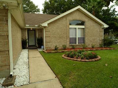 Single Family Home For Sale: 15502 Tadworth