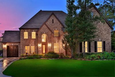 The Woodlands TX Single Family Home For Sale: $750,000