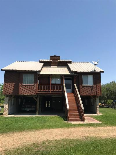 Colorado County Farm & Ranch For Sale: 1085 Reeves Road