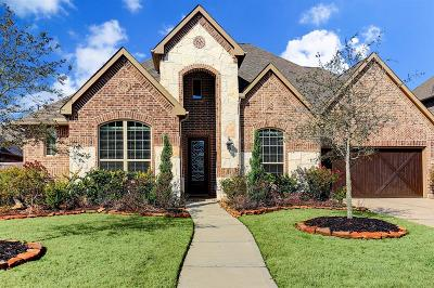 Katy Single Family Home For Sale: 2718 Carriage Hollow Lane