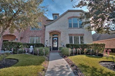 Pearland TX Single Family Home For Sale: $565,000