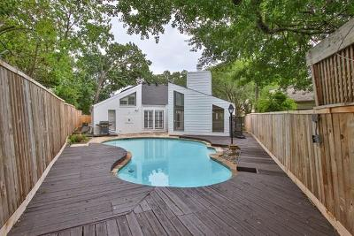 Houston Single Family Home For Sale: 627 Rancho Bauer Drive