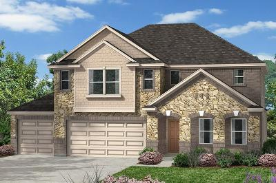 Magnolia Single Family Home For Sale: 8722 Ute Creek Lane