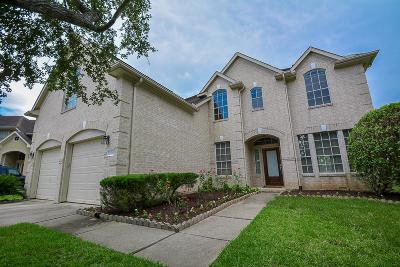Sugar Land Single Family Home For Sale: 5518 Waverdale Court