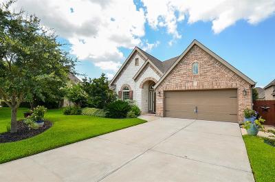 Rosenberg Single Family Home For Sale: 6219 Orange Blossom Ln