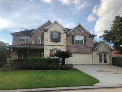 Houston, Katy, Cypress, Spring, Sugar Land, Woodlands, Missouri City, Pasadena, Pearland Rental For Rent: 6410 Hawthorne Creek Drive