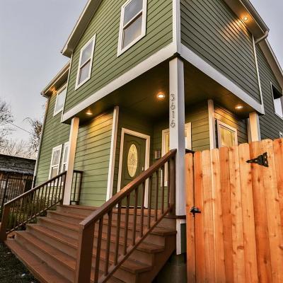 Houston TX Single Family Home For Sale: $264,900