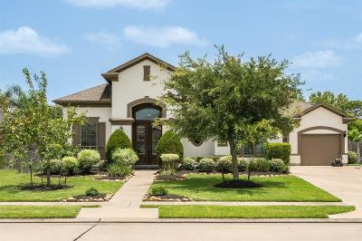 League City TX Single Family Home For Sale: $425,000