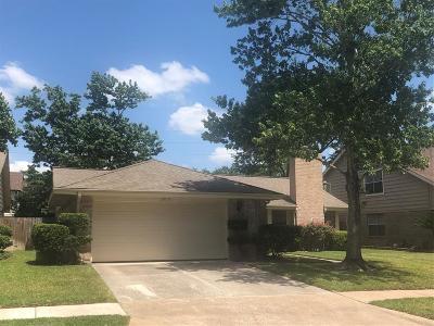 Houston Single Family Home For Sale: 12019 Canterhurst Way