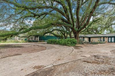 Tomball Single Family Home For Sale: 20323 Hufsmith Kohrville Road