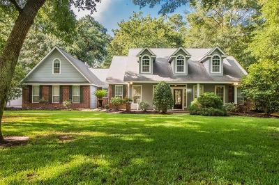 Huffman Single Family Home For Sale: 727 Commons Lake Edge Drive