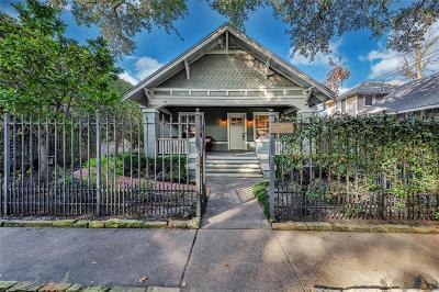 Montrose Single Family Home For Sale: 3310 Yupon Street