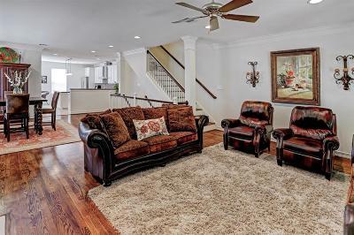 Houston Condo/Townhouse For Sale: 205 McGowen Street